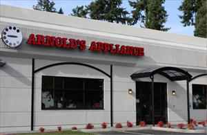 Arnold's Appliance Showroom