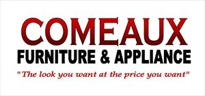 Comeaux Furniture and Appliance, Inc. Logo