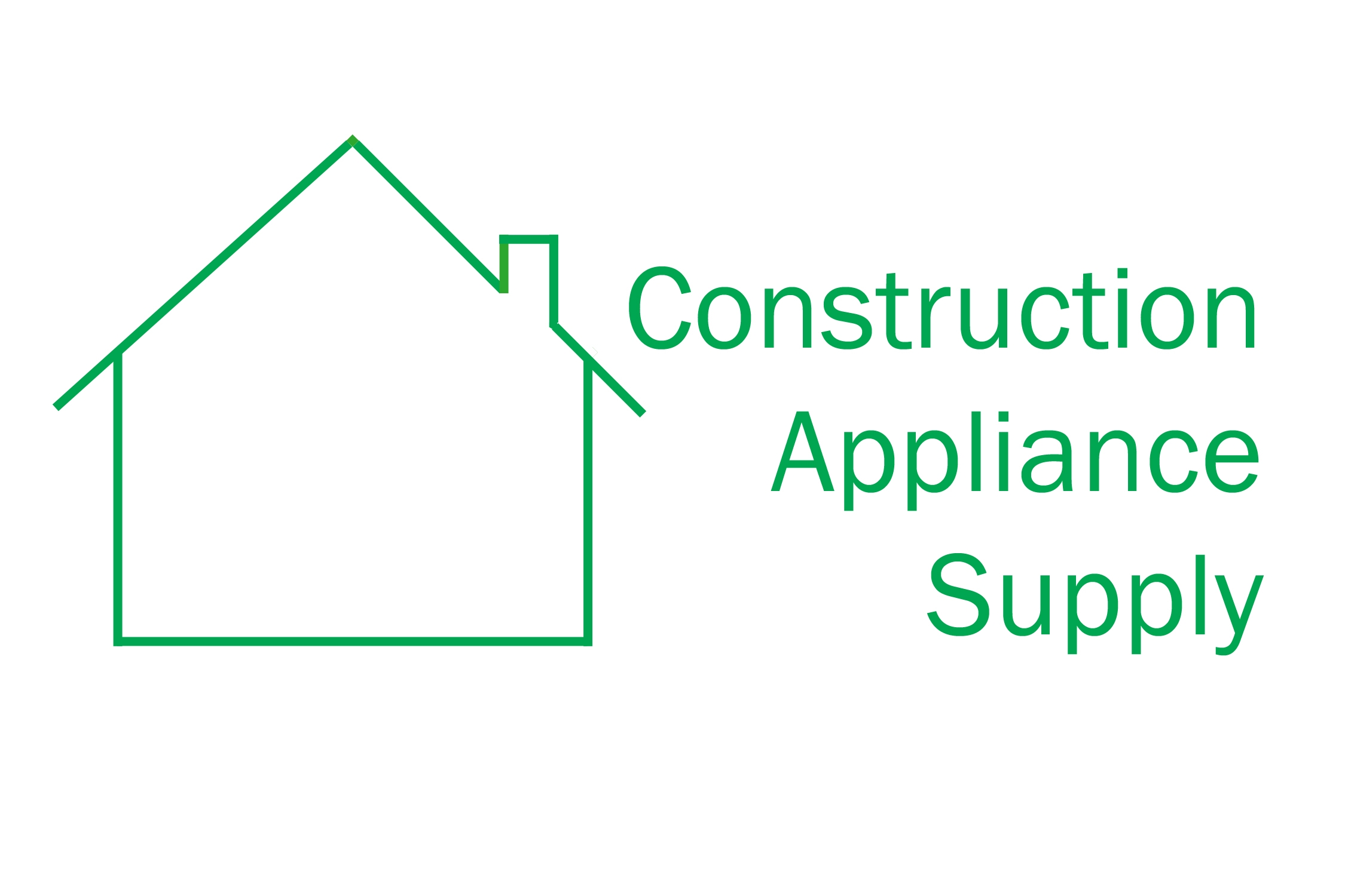Construction Appliance Supply Logo