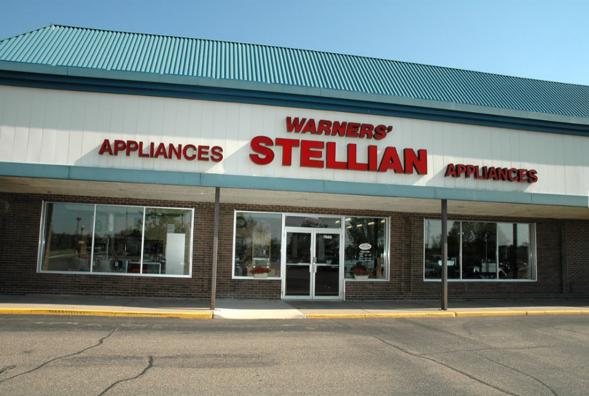 Warners Stellian Showroom