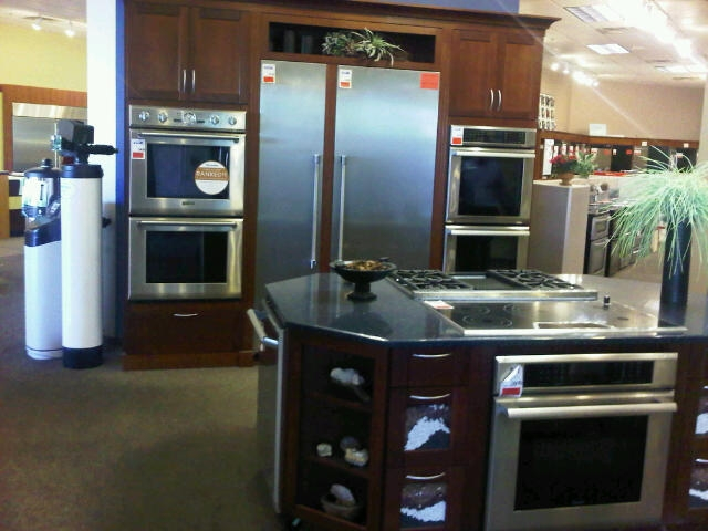 Spencer's TV & Appliance Showroom