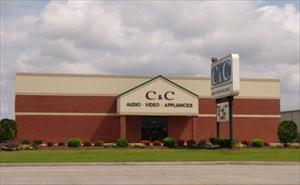 C & C Video & Appliances Showroom