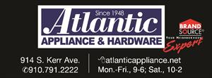 Atlantic Appliance and Hardware Logo