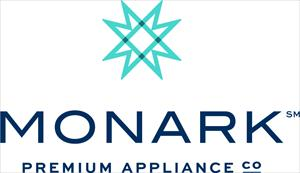 Monark Premium Appliance Co. Logo