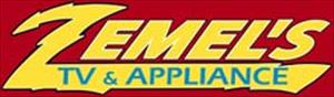 Zemel's TV & Appliance Logo
